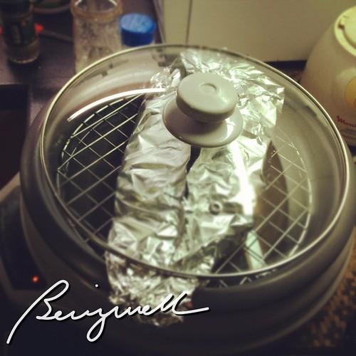Cooking Tilapia Pinaputok-style