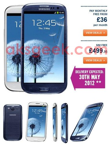 carwarehouse-samsung galaxy siii