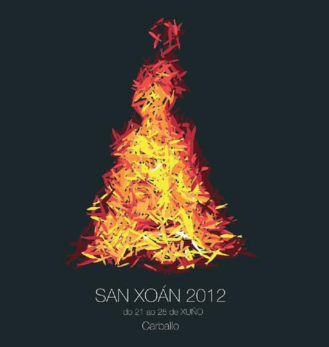 Carballo_2012_-_San_Xoán_-_cartel