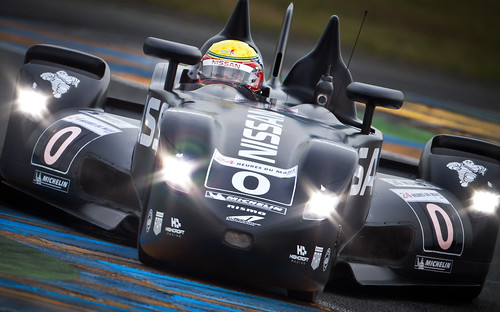 NISSAN DELTAWING.