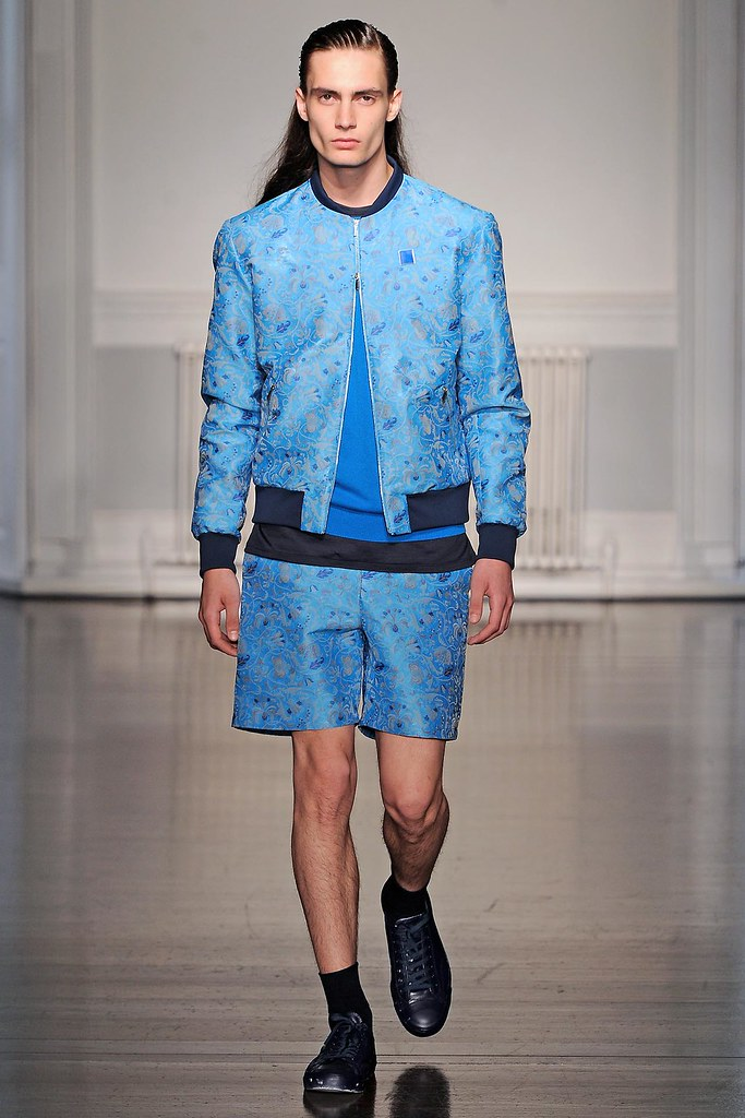 SS13 London Richard Nicoll016_Jackson Rado(VOGUE)