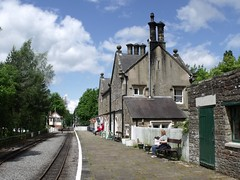 Alston Railway Station