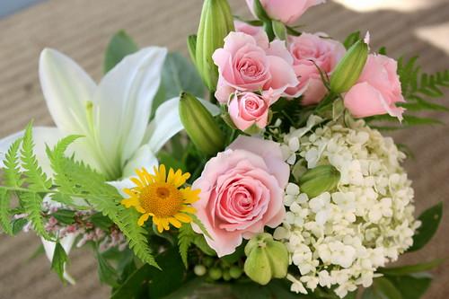 Diy Wedding Flowers Tutorial Wildflower Garden Flower Mason Jar