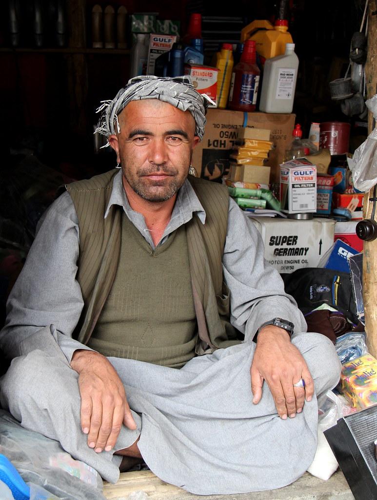 Afghan Auto Shop