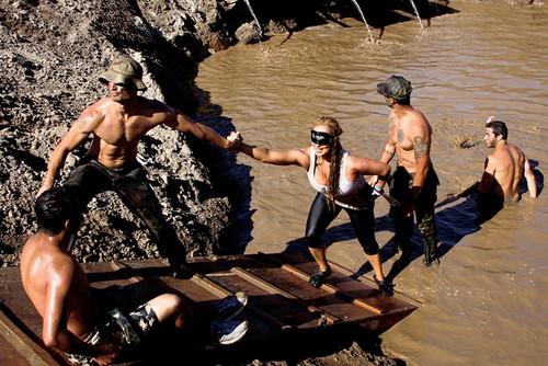 Robin Arcuri-Irvine Lake Mud Run Benefiting Blind Start Of America