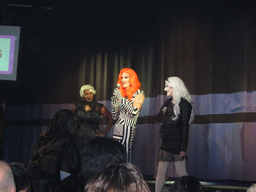 Sharon Needles contest