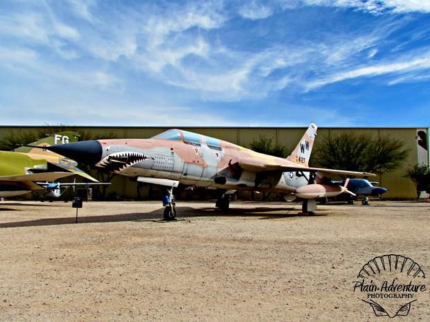 Outside Hangar 3