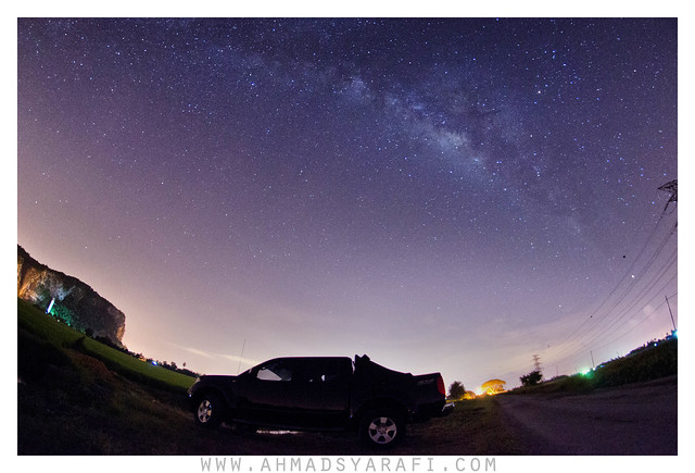 The Milky Way @ Gunung Keriang