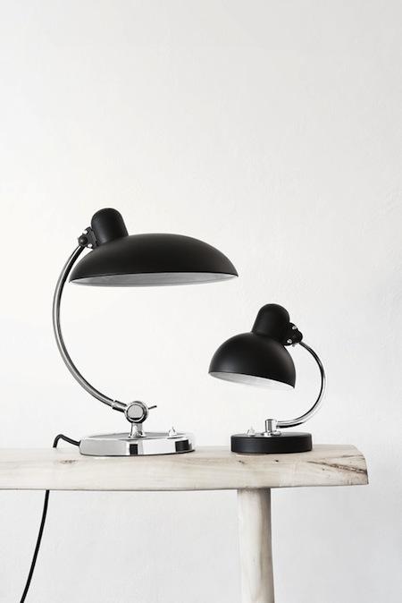 Fritz Hansen Kaiser idell Lamp Collection