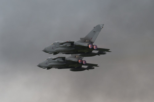 Tornado Role Demo Waddington