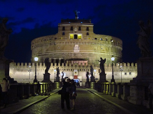 Castel Sant'Angelo at Night