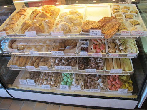 Sweets at Brocato's