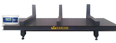 מאזניים לשקילת מוטות ברזל