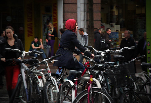 Dublin: bringázás esőben, szélben, macskakövön