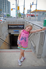 Sheppard-Yonge Station by Clover_1