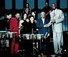 Magic Johnson with the Escovedo Family