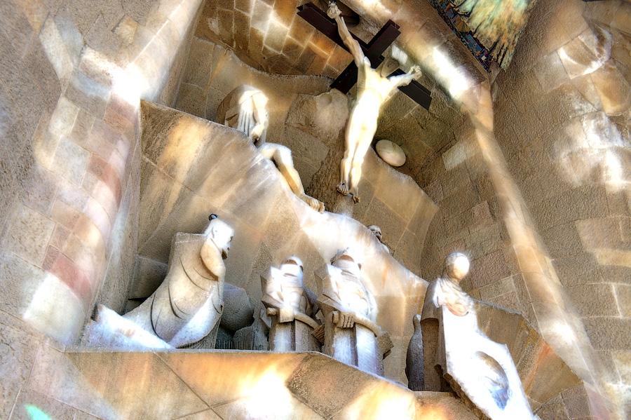 Храм Святого Семейства (Саграда Фамилия) Антонио Гауди, Барселона, Испания - авторские путешествия Kartazon Dream