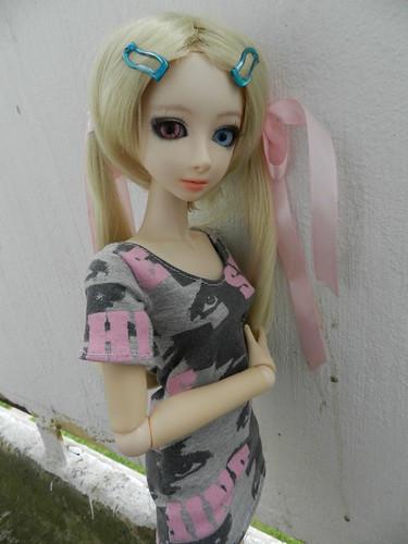 Sayuri's new face-up