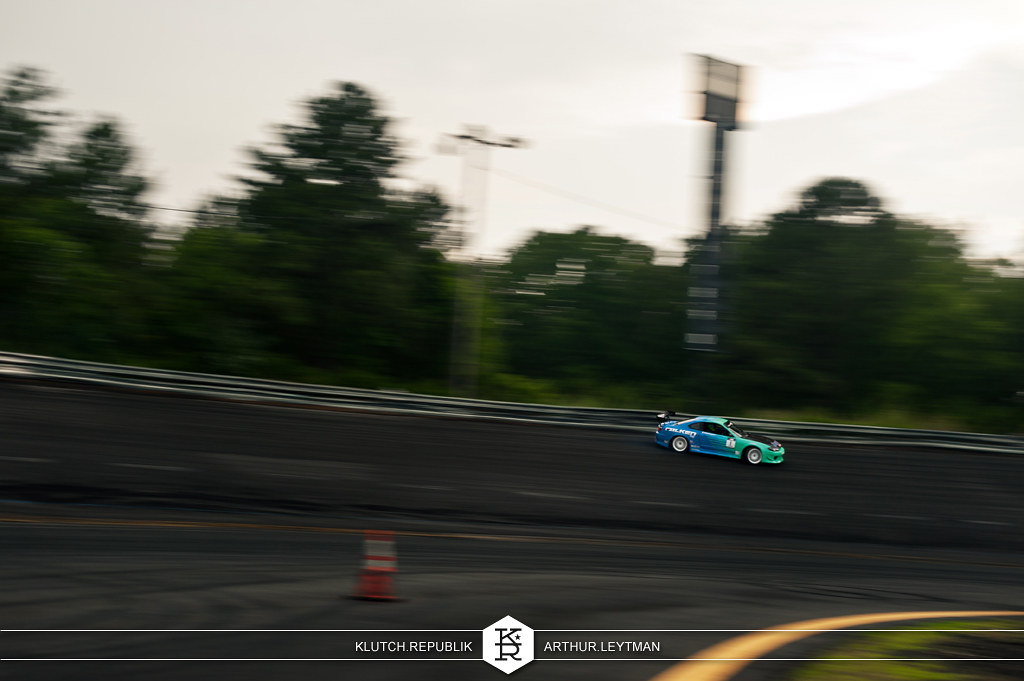 falken tire blue and green coupe drifting at formula drift the wall new jersey 3pc wheels static airride low slammed coilovers stance stanced hellaflush poke tuck negative postive camber fitment fitted tire stretch laid out hard parked seen on klutch republik