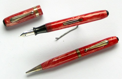 Welsharp Pen and Pencil