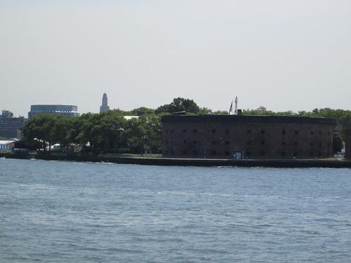 Governors Island, NYC. Nueva York