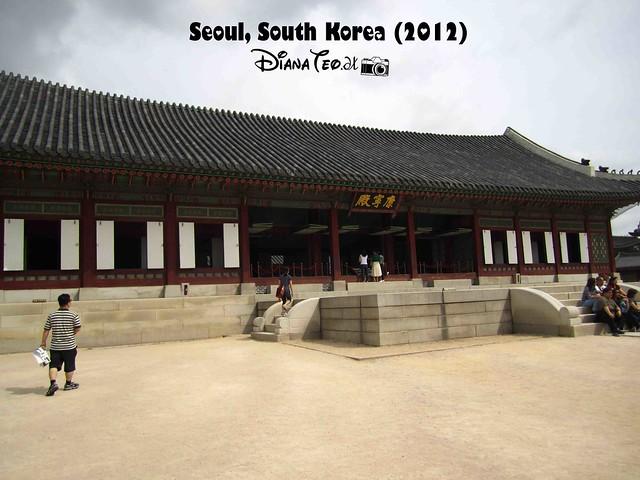Gyeongbokgung Palace 12
