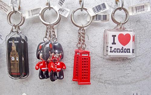 """Porte clés """"Londres"""" width="""