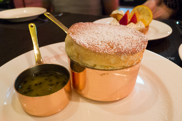 Wooloomooloo Steakhouse souffle