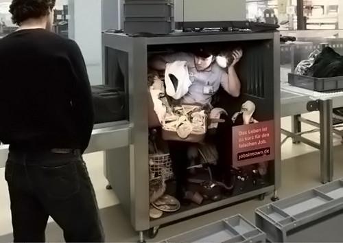 sự thật về máy tự động hóa actech máy kiểm tra hành lý