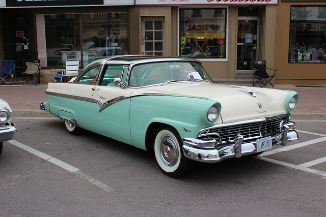 1956 ford fairlane crown victoria flickr photo sharing. Cars Review. Best American Auto & Cars Review