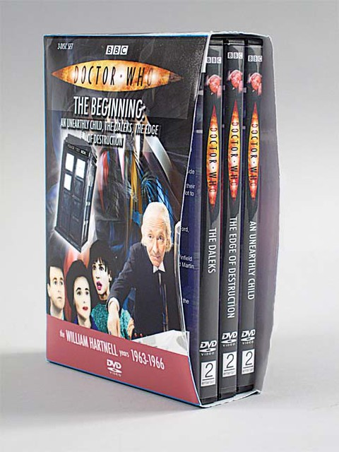 Doctor Who DVD Box Set 1 Flickr Photo Sharing