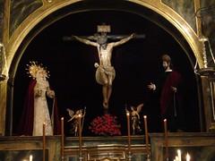 Cristo de la Salud y Maria Santisima de la Luz