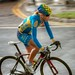 Women's Road Race - Raining