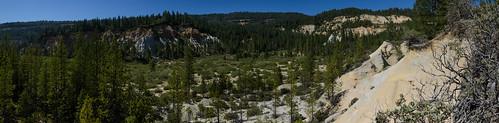 mountains digging mining monitor heat doom sierranevada northbloomfield nevadacountycalifornia humandistruction