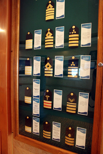 Norwegian Pearl - Helpful Sartorial ID Display