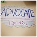Small photo of Advocate