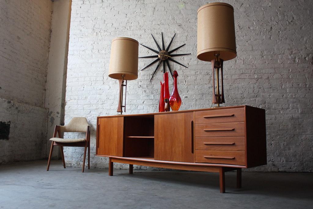 Teak Danish Credenza : Kennyk@k2modern.coms most interesting flickr photos picssr