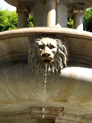 Fountain, Plaza Adelantado, La Laguna
