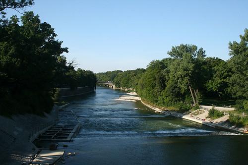 Isar & Luitpoldbrücke