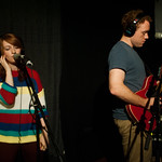 Mon, 30/07/2012 - 1:00pm - Bombay Bicycle Club perform live on 7.30.12 in WFUV's Studio A. photo by Erica Talbott