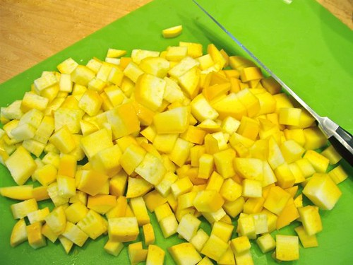 lemon summer squash soup 6