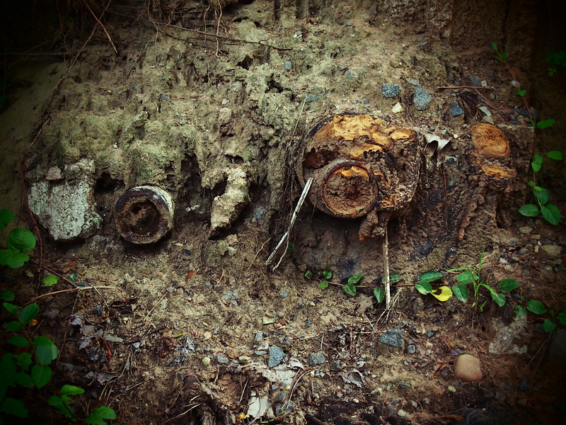 Rotted Roots and Pipes