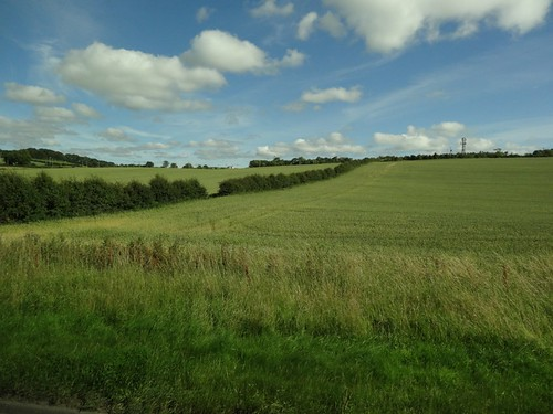 Farmland in Ayrshire, Scotland