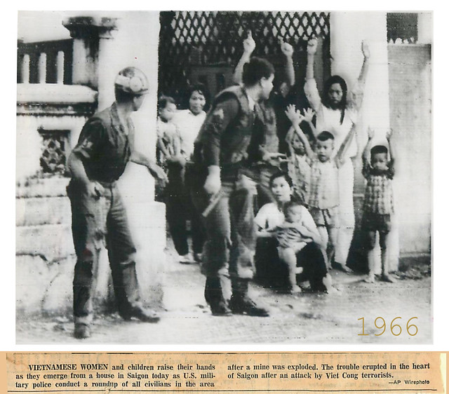 1966 Terrorist Bombings in Saigon