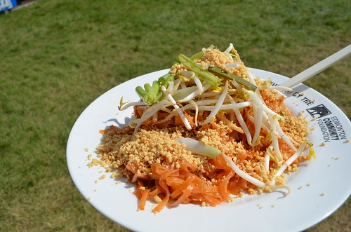 Pad Thai by raise my voice