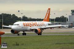 G-EZDF - 3432 - Easyjet - Airbus A319-111 - Bristol - 120808 - Steven Gray - IMG_6514