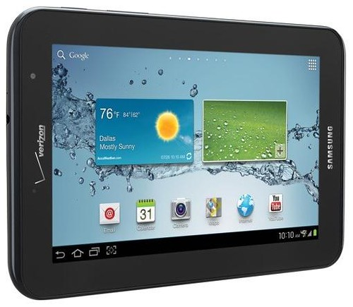 Samsung Galaxy Tab 2 7.0 Verizon