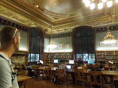 12 08 15 NY Public Library - Map Room