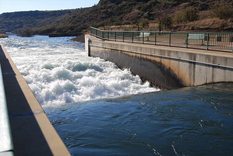 Katse Dam Lesotho The Slowvelder