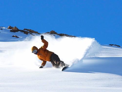 Valle Nevado - reprodução